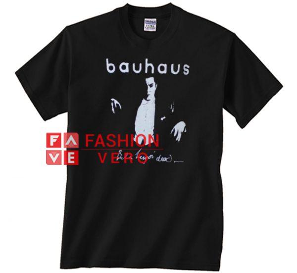 Bauhaus Bela Lugosi Unisex adult T shirt