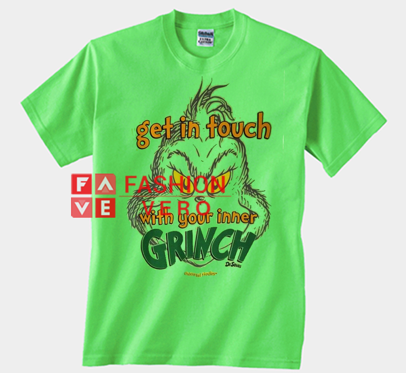 Dr Seuss The Grich Universal Studios Unisex Adult T Shirt