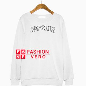 Peaches Sweatshirt