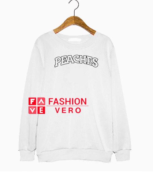 Peaches Sweatshirt