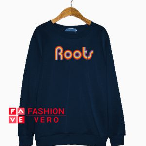 Rainbow Roots Navy Color Sweatshirt