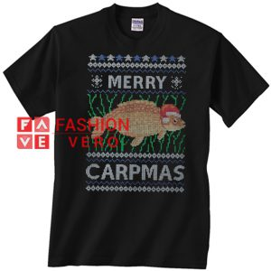 Santa Claus Carpmas merry Carpmas Christmas Unisex adult T shirt
