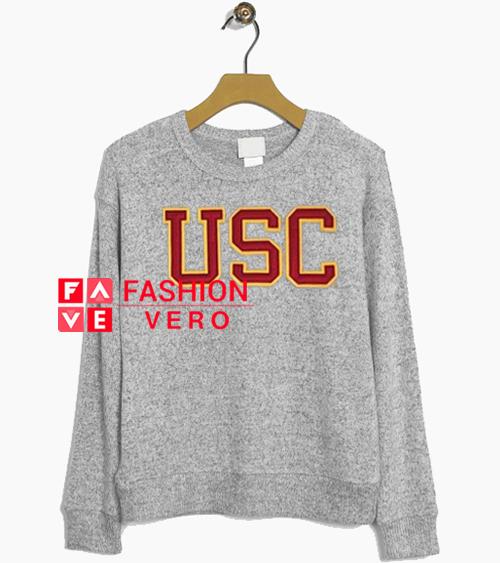 USC Logo Sweatshirt