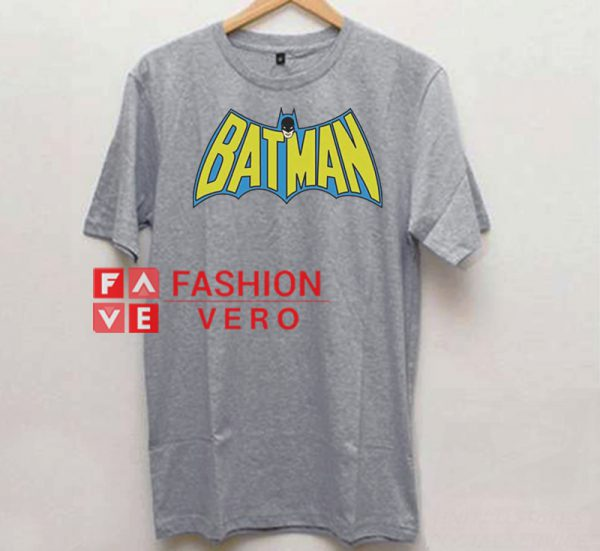 Vintage Batman Unisex adult T shirt