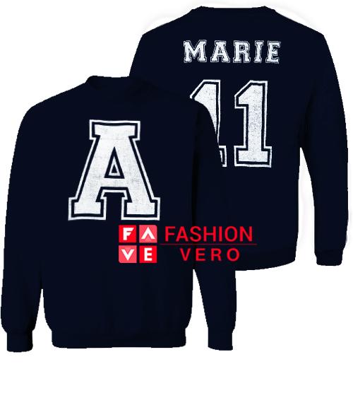 Alisha Marie Varsity Team Sweatshirt