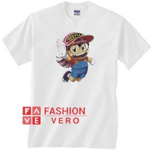 Arale-chan Unisex adult T shirt