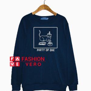 Party of One Loose Sweatshirt