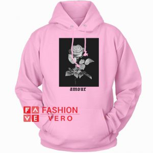 Rose Amour HOODIE - Unisex Adult Clothing