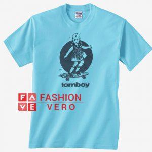 Skateboarder Gift Skater Girl Unisex adult T shirt