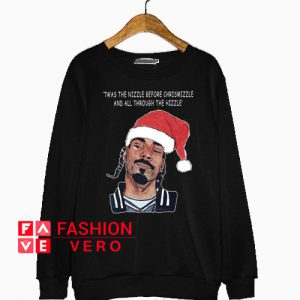 Snoop Dogg Christmas Santa Sweatshirt
