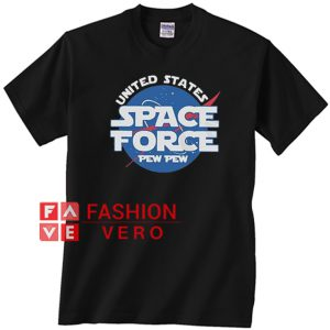 United States Space Force Unisex adult T shirt