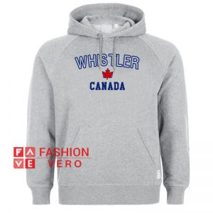 Whistler Canada HOODIE - Unisex Adult Clothing