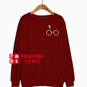 Wizard Harry Potter Sunglasses Sweatshirt