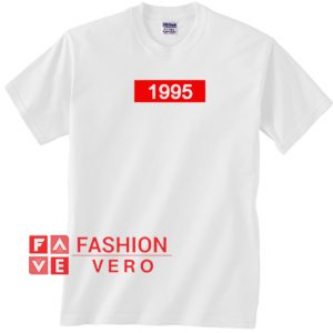1995 Logo Unisex adult T shirt