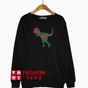 Dinosaur Color Sweatshirt