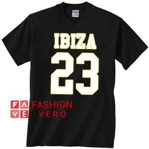 Ibiza 23 Unisex adult T shirt