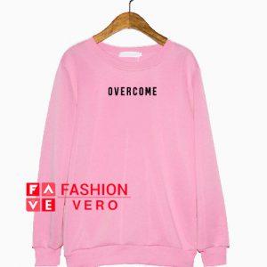 Overcome Logo Sweatshirt