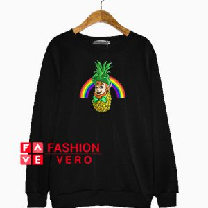 Pineapple Leprechaun Sweatshirt