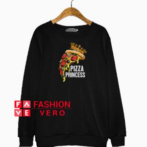 Pizza Princess Sweatshirt