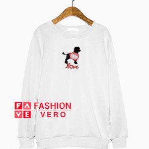 Poodle Love Sweatshirt