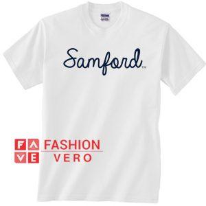 Samford University Unisex adult T shirt