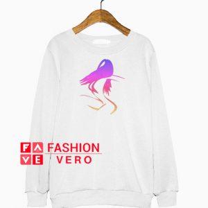 Sexy Woman Silhouette Sweatshirt