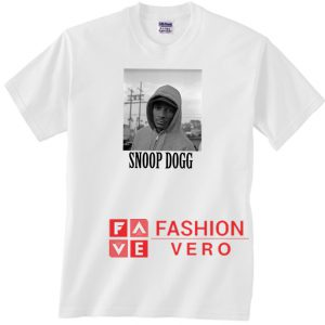 Snoop Dogg Photo Unisex adult T shirt