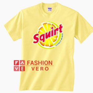 Squirt Soda Retro Pop Unisex adult T shirt
