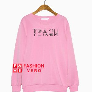 Teacher Valentines Sweatshirt
