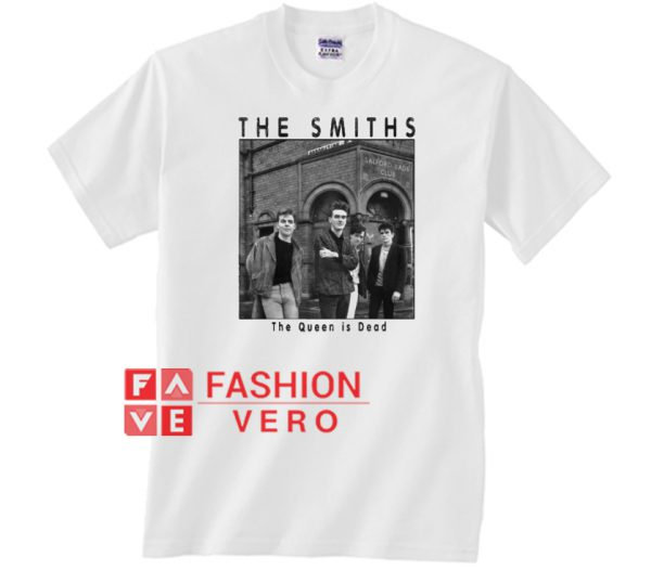 The Smiths the queen is dead Unisex adult T shirt