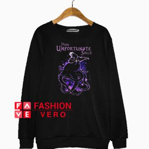 Ursula poor unfortunate souls Sweatshirt