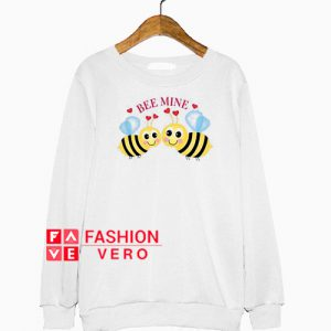 Valentine Bee Mine Sweatshirt