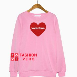 Valentines Day Heart Sweatshirt