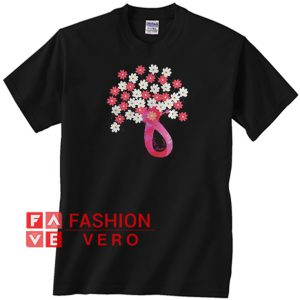 76ab0db39 Faith Hope Love Flower Unisex adult T shirt