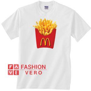 MCDonalds French Fries Unisex adult T shirt