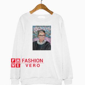 Notorious Ruth Bader Ginsburg Sweatshirt