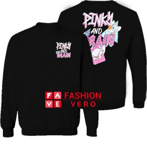 Pinky and The Brain Sweatshirt