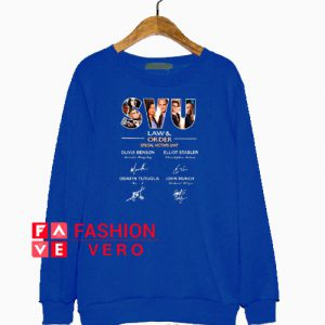 SVU Law and Order Special Victims Unit Olivia Benson Sweatshirt