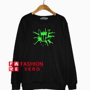 Share The Love Youth Splash Sweatshirt