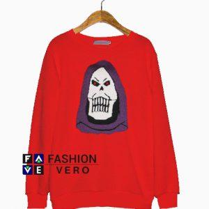 Skull Printed Sweatshirt