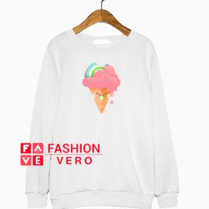 Strawberry Rainbow Sweatshirt