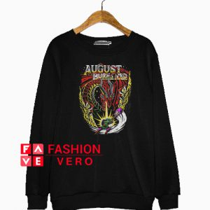 The Legend of Zelda August burns red Sweatshirt