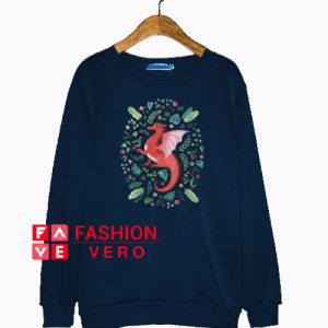 Tropical Dragon Sweatshirt