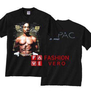 Vintage 2Pac Tupac Shakur Unisex adult T shirt