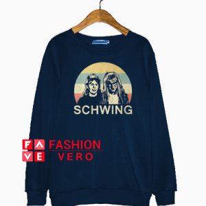 Wayne's world schwing vintage Sweatshirt