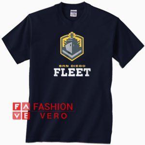 San diego fleet gear Unisex adult T shirt