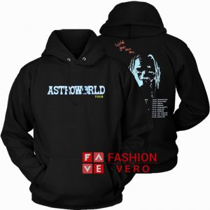 Wish You Were Here Astroworld Tour HOODIE - Unisex Adult Clothing