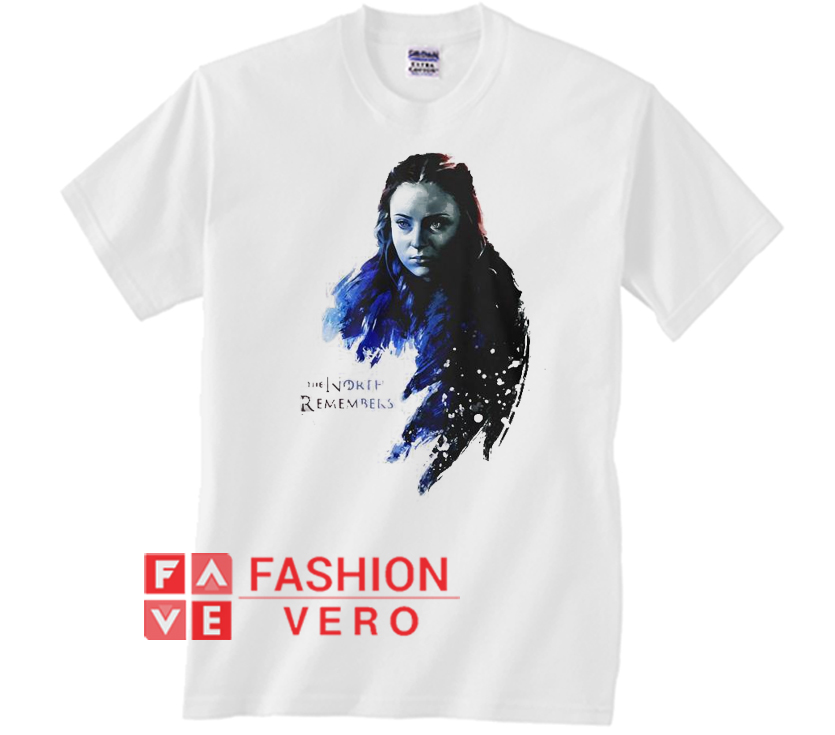 elegant shoes outlet store sale get online Game Of Thrones Sansa Stark The north remembers Unisex adult T shirt