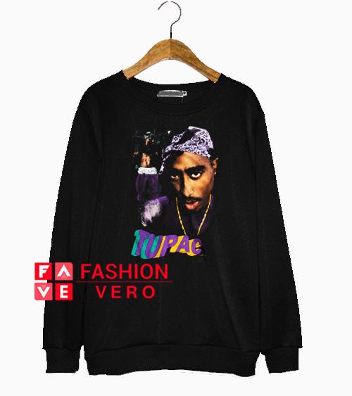 Iconic Tupac Sweatshirt