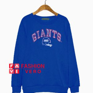 New York Giants Printed Sweatshirt